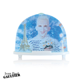 Boule à neige igloo Jean Paul Gaultier