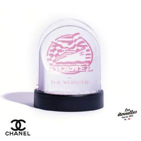 Boule à neige  dôme Chanel