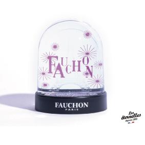 Boule à neige  dôme Fauchon